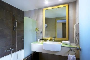 Hotel Michelangelo Resort & Spa: Bathroom KOS