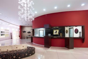 Hotel Michelangelo Resort & Spa: Lobby KOS