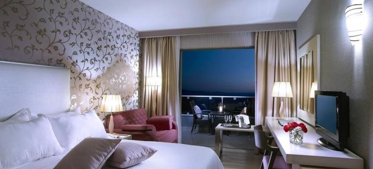 Hotel Michelangelo Resort & Spa: Schlafzimmer KOS