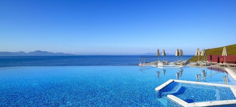 Hotel Michelangelo Resort & Spa: Schwimmbad KOS