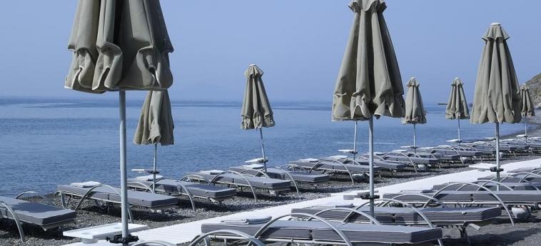Hotel Michelangelo Resort & Spa: Strand KOS