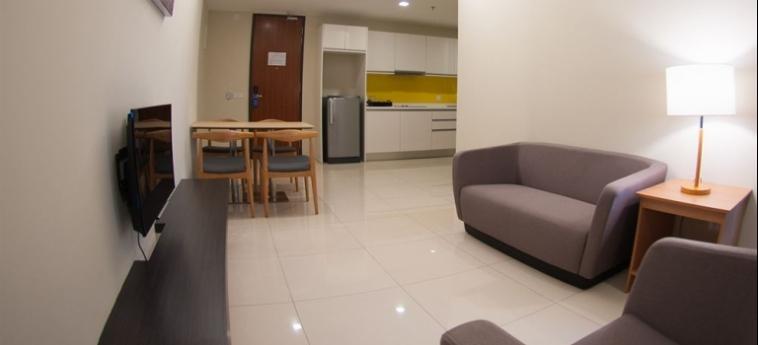 Sky Hotel Kota Kinabalu: Dormitory 6 Pax KOTA KINABALU