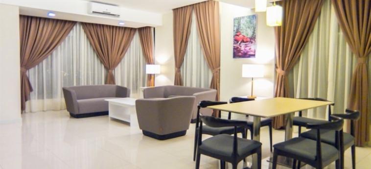 Sky Hotel Kota Kinabalu: Superior Room KOTA KINABALU