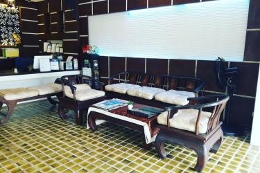 Hotel Baan Andaman Krabi: Area salotto KRABI