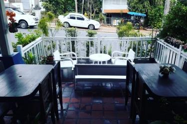 Hotel Baan Andaman Krabi: Sala Colazione KRABI