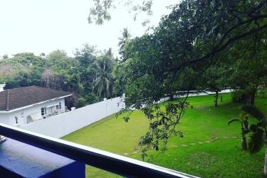 Hotel Baan Andaman Krabi: Veranda KRABI