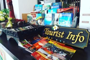 Hotel Baan Andaman Krabi: Anlage KRABI