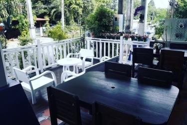 Hotel Baan Andaman Krabi: Frühstücksbereich KRABI