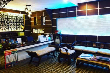Hotel Baan Andaman Krabi: Lobby KRABI