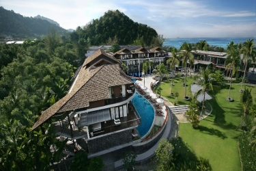 Hotel Holiday Inn Resort Krabi Ao Nang Beach: Außen KRABI
