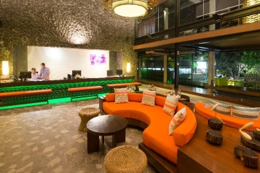 Hotel Holiday Inn Resort Krabi Ao Nang Beach: Lobby KRABI