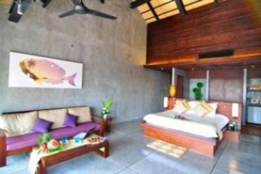 Hotel Holiday Inn Resort Krabi Ao Nang Beach: Schlafzimmer KRABI