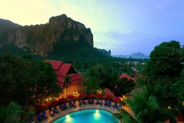 Hotel Vogue Resort & Spa, Ao Nang: Exterior KRABI