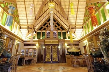Hotel Vogue Resort & Spa, Ao Nang: Lobby KRABI