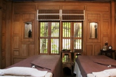 Hotel Vogue Resort & Spa, Ao Nang: Spa KRABI