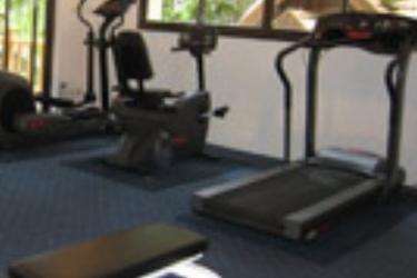 Hotel Dusitd2 Ao Nang Krabi: Gym KRABI