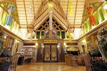 Hotel Dusitd2 Ao Nang Krabi: Lobby KRABI