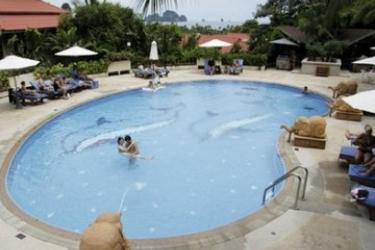 Hotel Dusitd2 Ao Nang Krabi: Outdoor Swimmingpool KRABI