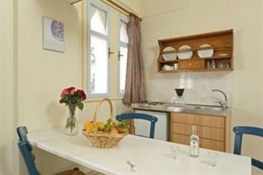 Sergiani Apartments: Japanese style room KRETA