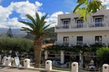 Sergiani Apartments: Lounge Bar KRETA