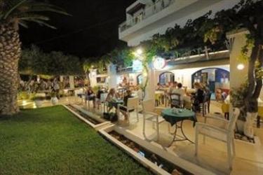 Sergiani Apartments: Veranda KRETA