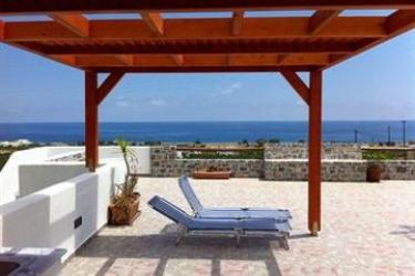 Hotel Filoxenia Villa: Badezimmer KRETA