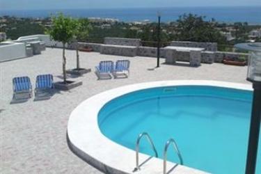 Hotel Filoxenia Villa: Kamin KRETA