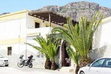 Hotel Filoxenia Villa: Restaurant KRETA