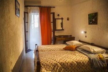 Hotel Filoxenia Villa: Wohnzimmer KRETA