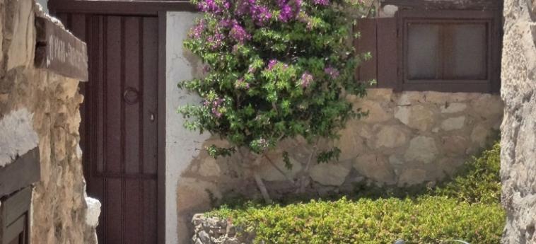 Hotel Koutsounari Traditional Cottages: Außen KRETA