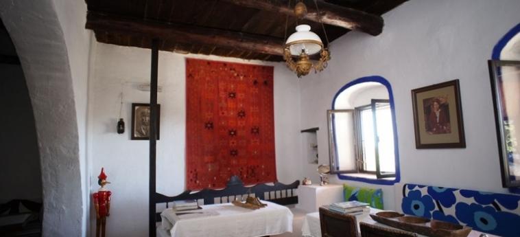 Hotel Koutsounari Traditional Cottages: Lobby KRETA