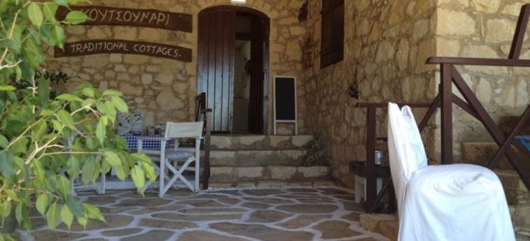 Hotel Koutsounari Traditional Cottages: Schenkungssteuer KRETA