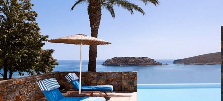 Hotel Blue Palace, A Luxury Collection Resort & Spa: Deluxe Zimmer KRETA