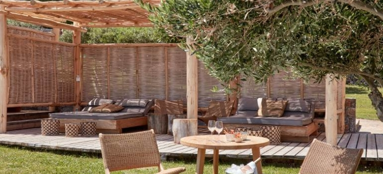 Hotel Blue Palace, A Luxury Collection Resort & Spa: Garten KRETA