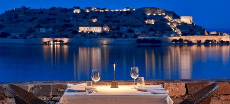 Hotel Blue Palace, A Luxury Collection Resort & Spa: Panoramarestaurant KRETA