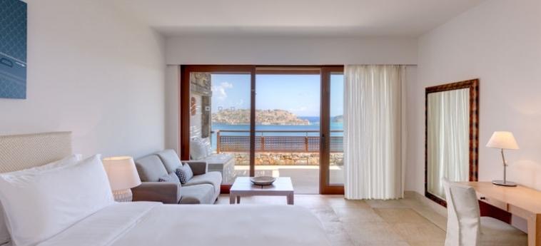 Hotel Blue Palace, A Luxury Collection Resort & Spa: Superiorzimmer KRETA