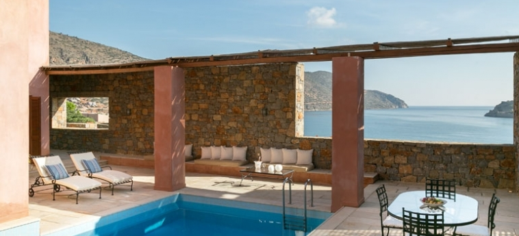 Hotel Blue Palace, A Luxury Collection Resort & Spa: Villa KRETA