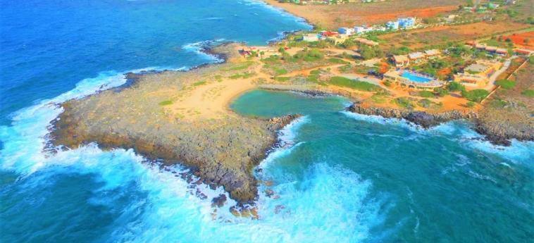 Hotel Zorbas Beach Village: Aussicht KRETA