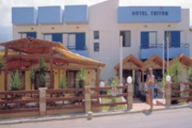 Hotel Triton: Außen KRETA
