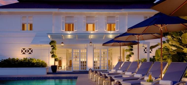 The Majestic Hotel: Swimming Pool KUALA LUMPUR