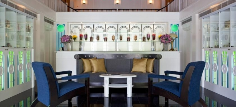 The Majestic Hotel: Bar KUALA LUMPUR
