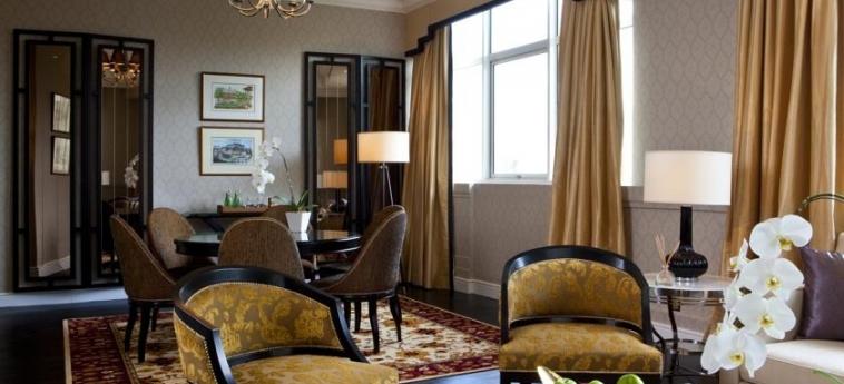 The Majestic Hotel: Wandmalerei KUALA LUMPUR