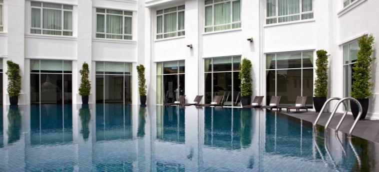 The Majestic Hotel: Outdoor Swimmingpool KUALA LUMPUR