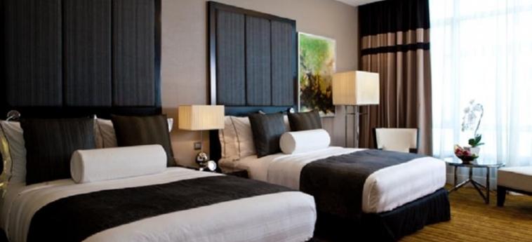 The Majestic Hotel: Twin Room KUALA LUMPUR