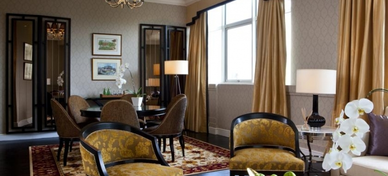 The Majestic Hotel: Wall Painting KUALA LUMPUR