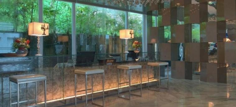 Damas Suites & Residences Kuala Lumpur Hotel: Lobby KUALA LUMPUR