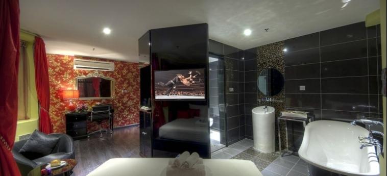 Hotel Arenaa Star: Aerial View KUALA LUMPUR