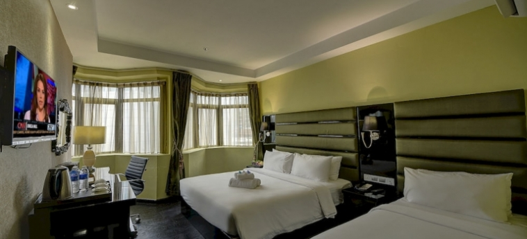 Hotel Arenaa Star: Appartement KUALA LUMPUR