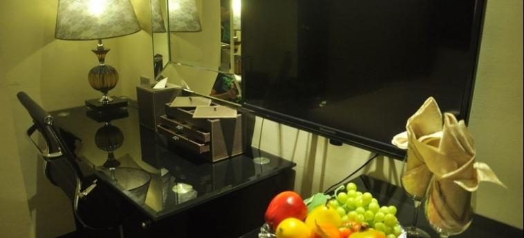 Hotel Arenaa Star: Bunk-Bed Room KUALA LUMPUR