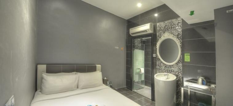 Hotel Arenaa Star: Dormitory 6 Pax KUALA LUMPUR
